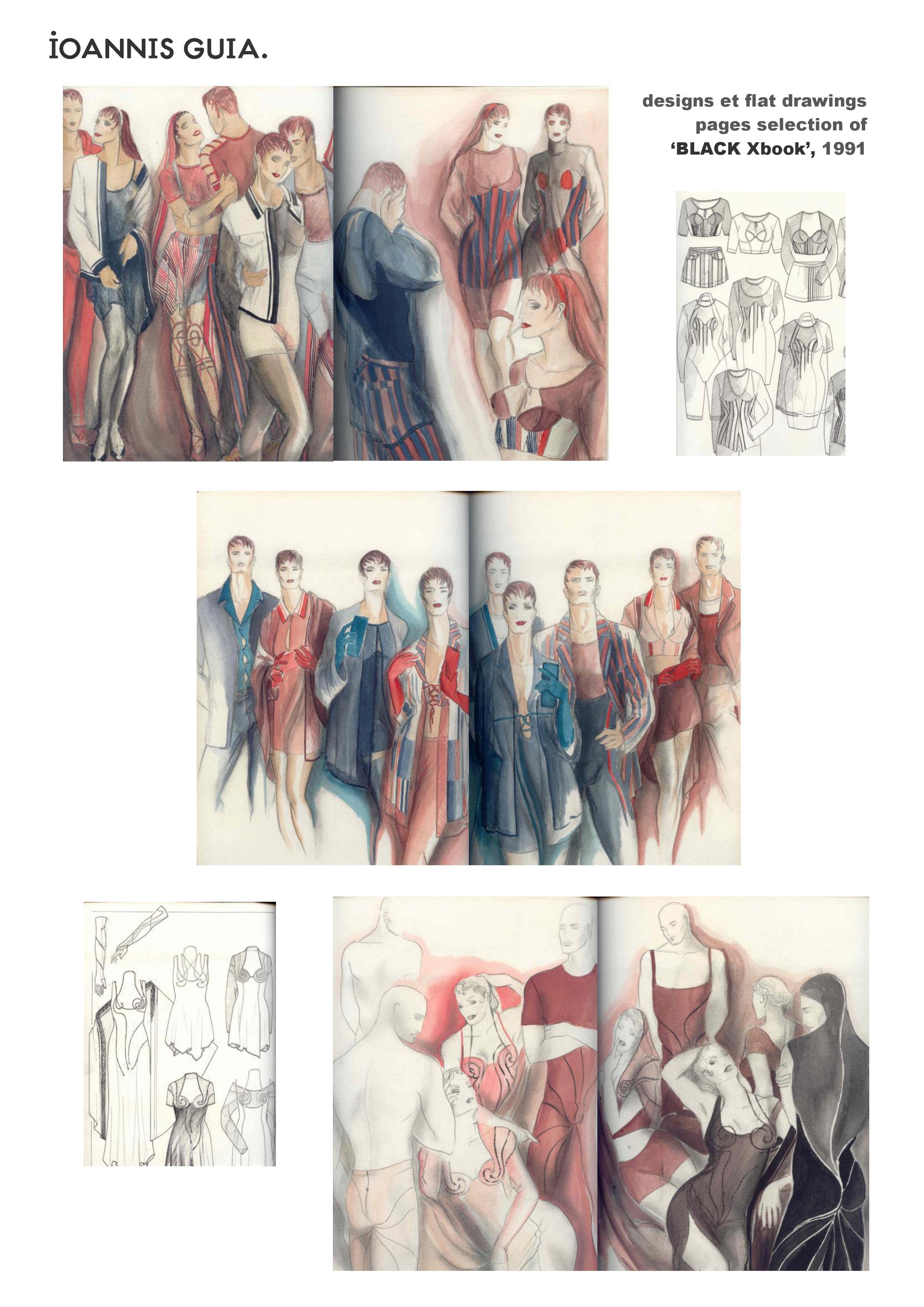 designs of Ioannis Guia